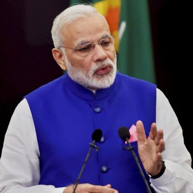 PM Modi urges for consensus