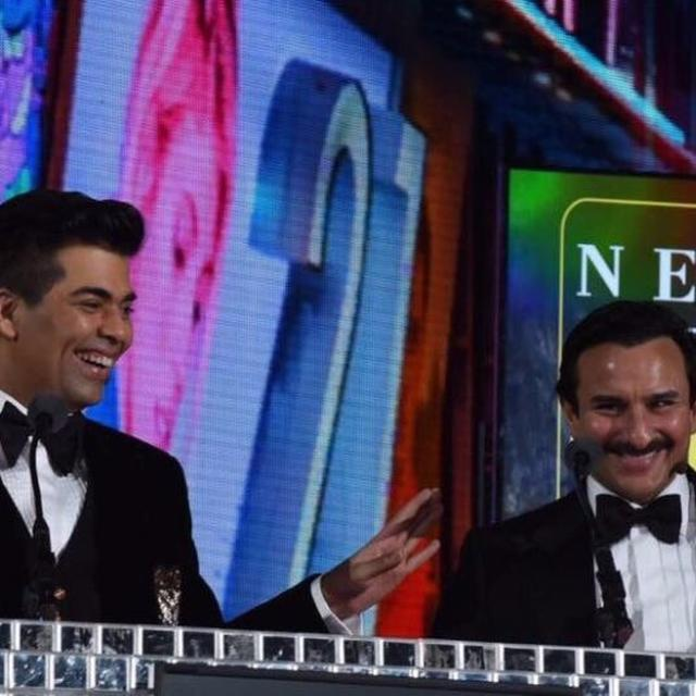 'Nepotism' Takes Stage On IIFA