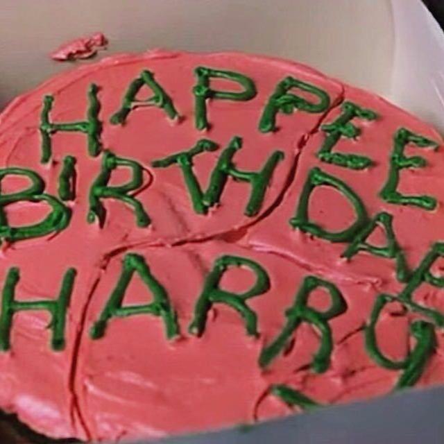 Harry's birthdays ranked
