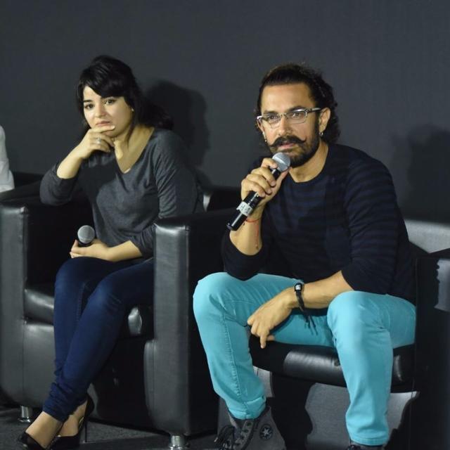 Kiran did not like Aamir's role in 'Secret Superstar'