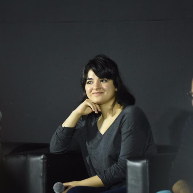 Kashmiri actor denies facing discrimination in J&K as a woman