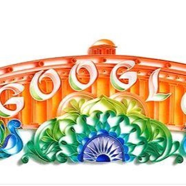 Google celebrates #IndiaAt70