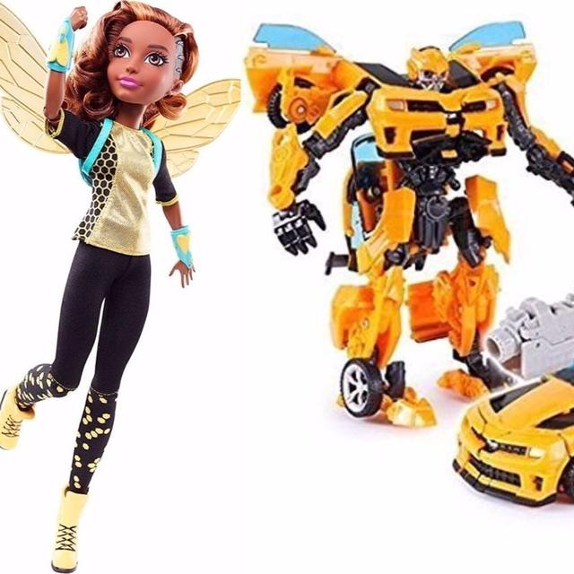 Will the real Bumblebee please stand up?