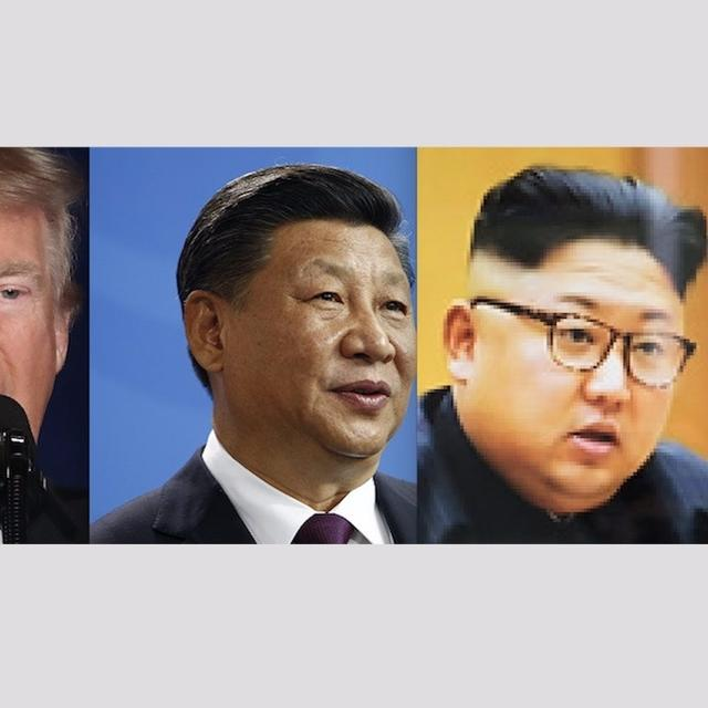 Will China cut trade with NK?