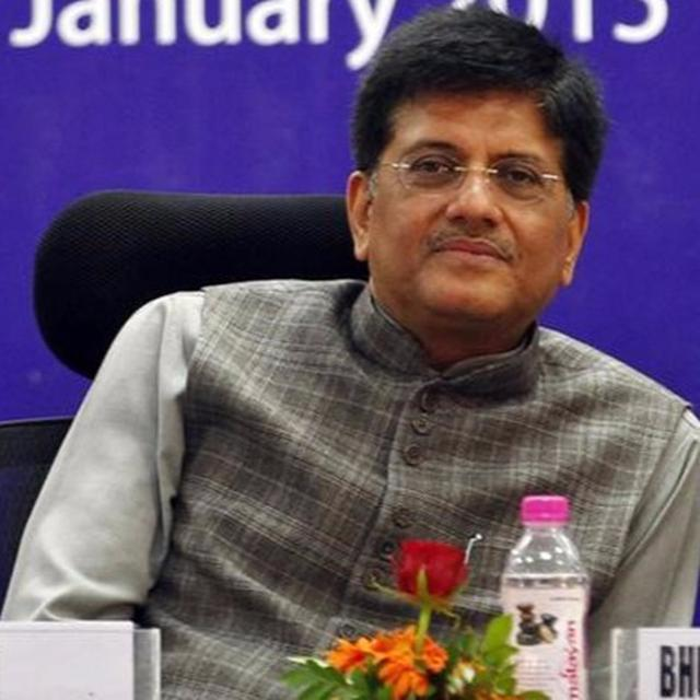 Piyush Goyal says Railways looking at ways to speed up electrification process
