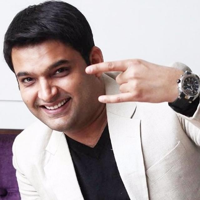Kapil Sharma is back as a Patriot