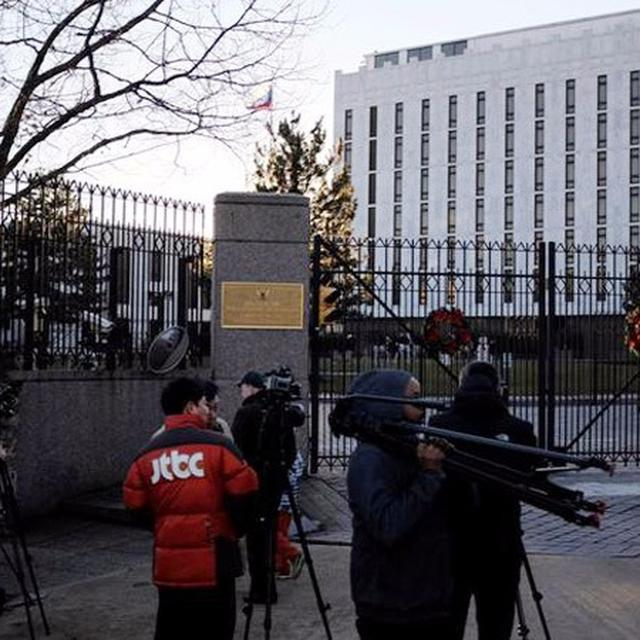 """""""Absolutely illegal, absolutely provocative and absolutely unfriendly actions"""": Russian Foreign Ministry"""