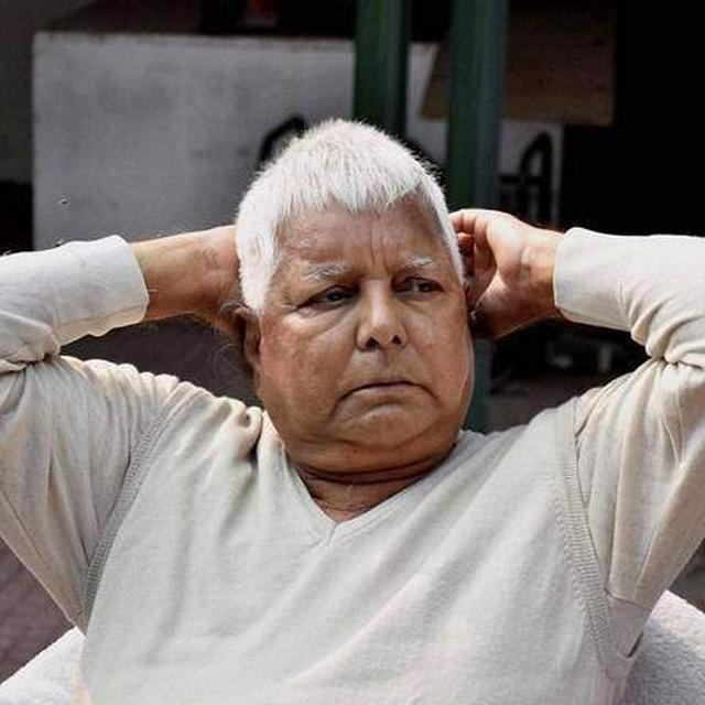 Lalu Yadav takes a dig at Bihar CM Nitish Kumar