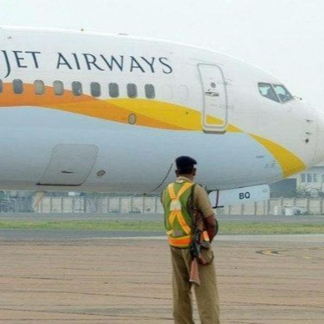 'HAPPY BOMB' ON JET AIRWAYS