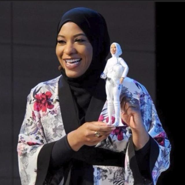 FIRST HIJAB-WEARING BARBIE!