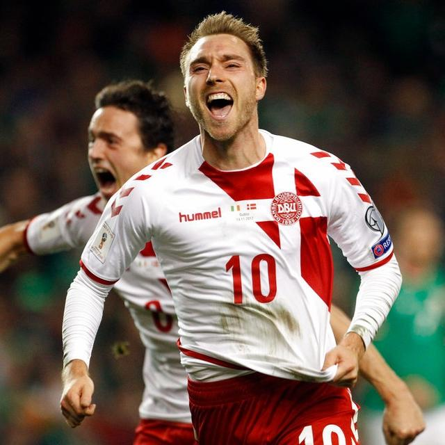 DENMARK IN WORLD CUP