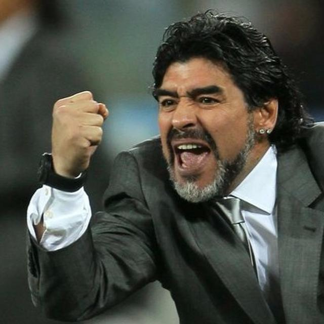 MARADONA WANTS TO COME BACK!