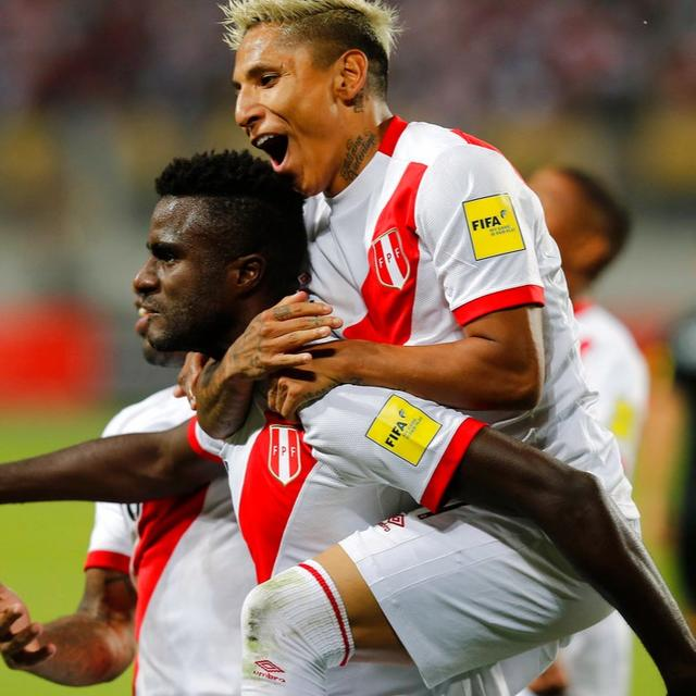 PERU SEALS WORLD CUP SPOT