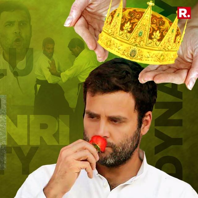 RAHUL GANDHI IS JUST 'PERFECT'
