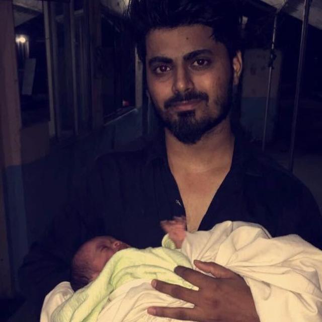 INFANT FOUND IN RICKSHAW