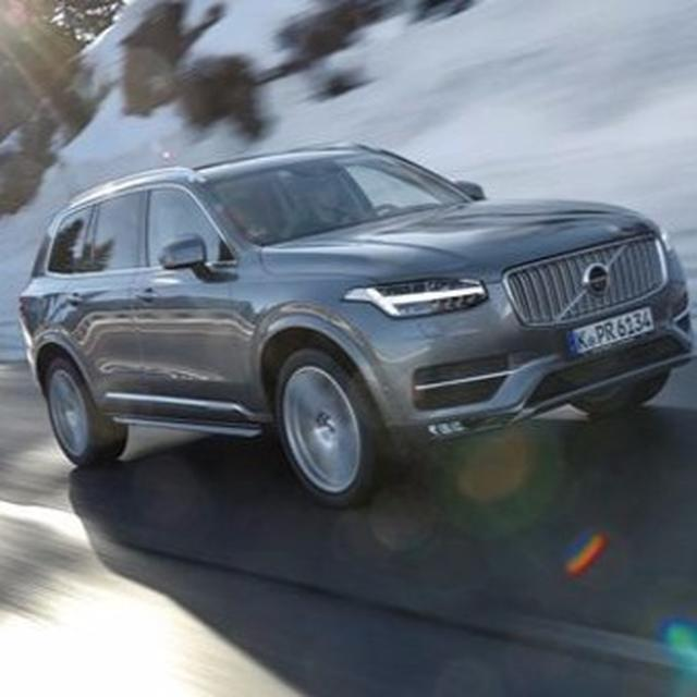 VOLVO PARTNERS WITH UBER