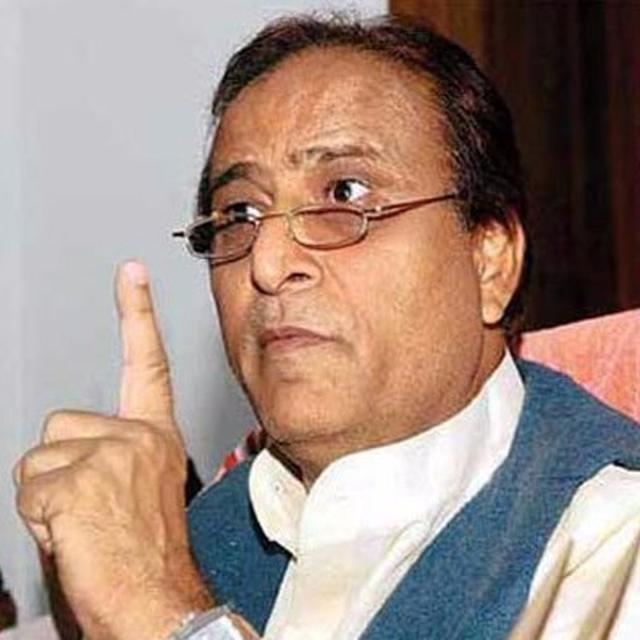 WATCH: AZAM KHAN SPARKS ROW