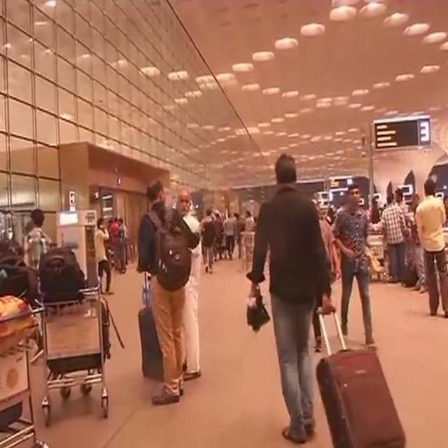 ISIS NOTE AT MUMBAI AIRPORT
