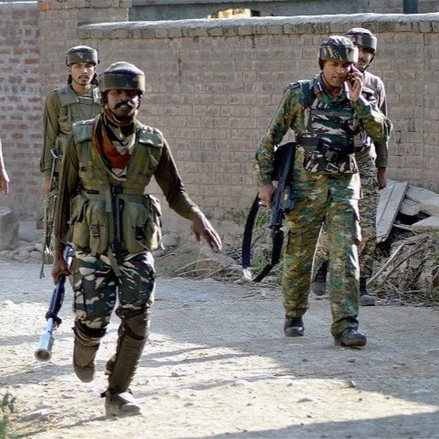 2 ARMYMEN INJURED IN PAK SHELLING