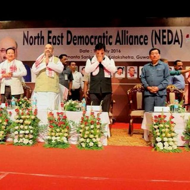 WHY IS NEDA KEY TO THE NORTH-EAST ELECTIONS?