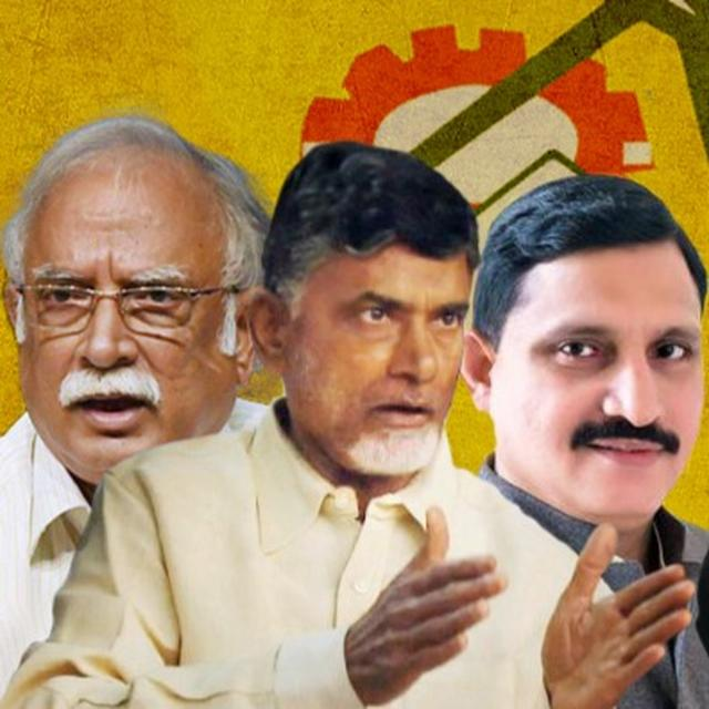 TDP MINISTERS RESIGN; SAY ALLIANCE TO CONTINUE