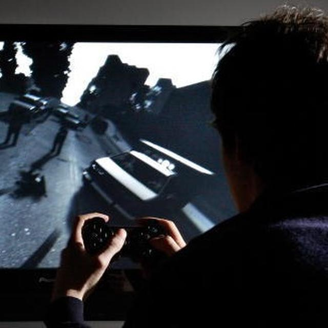 IS VIDEO GAMES THE REAL PROBLEM?