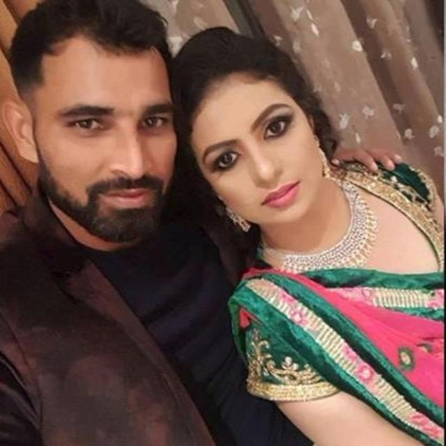 MOHAMMAD SHAMI'S WIFE FILES POLICE COMPLAINT