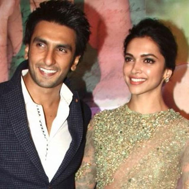 WHY DID DEEPIKA DELETE THIS COMMENT FROM RANVEER'S PHOTO?