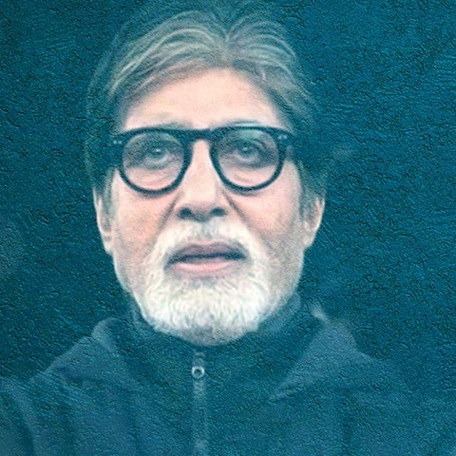 BIG B JUST WROTE THIS CRYPTIC BLOG POST ABOUT HIS HEALTH