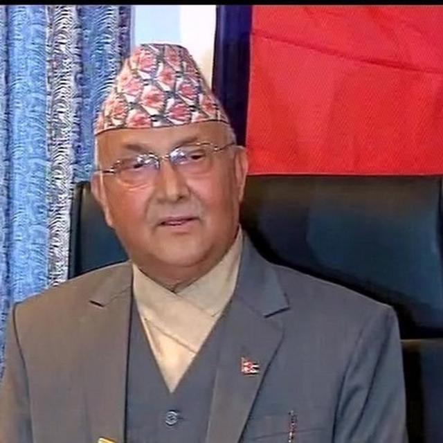 NEPAL PM TO VISIT INDIA