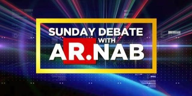 Sunday Debate With Arnab