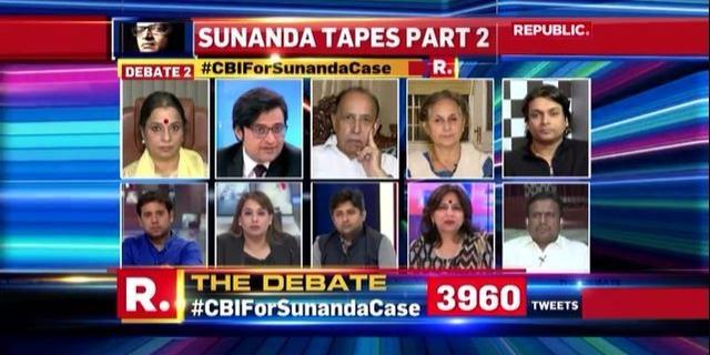 Does the videography prove that Sunanda died after being physically attacked?