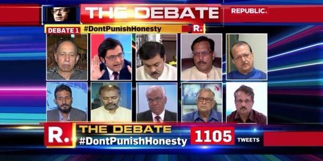 #DontPunishHonesty