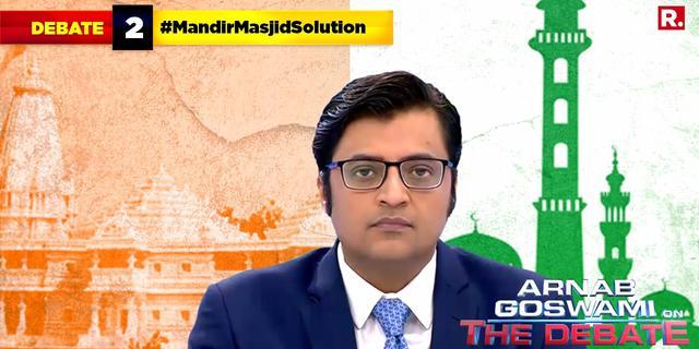 #MandirMasjidSolution