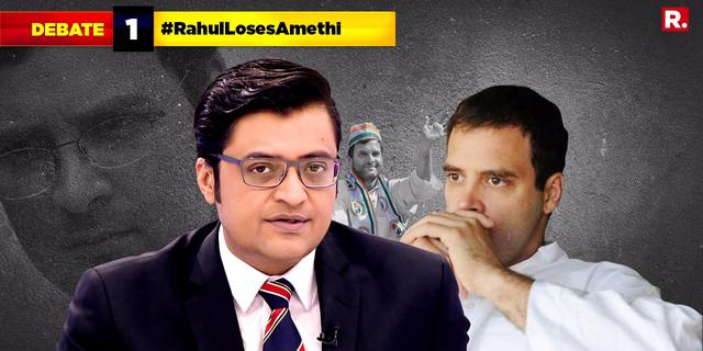 Is Cong trying to deflect attention by crying 'EVM rigged' after #RahulLosesAmethi?