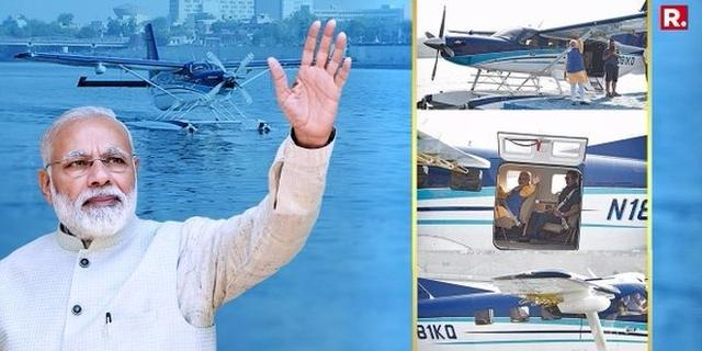 Has the seaplane emerged as the greatest political prop in India's history?