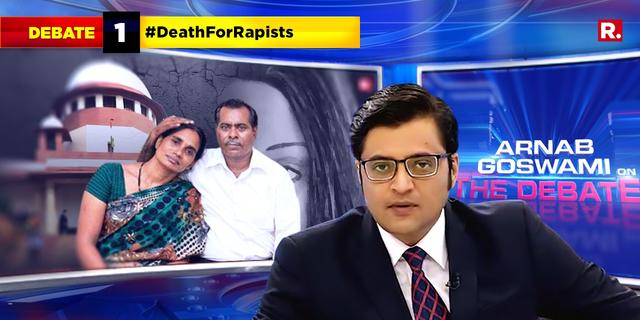 Is death penalty the only deterrent for rape?