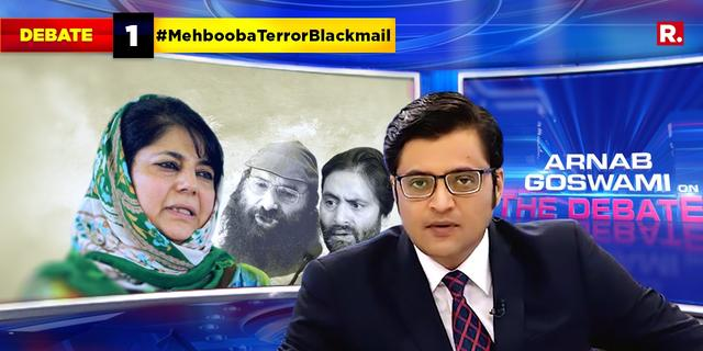 Is Mehbooba Mufti threatening to create a wave of terror in Kashmir?