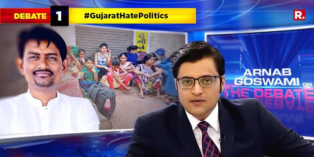 Is opposition the invisible hand behind 'hound them out' campaign in Gujarat?