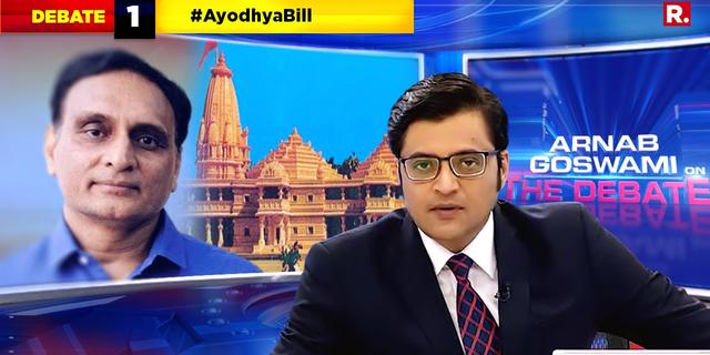 Will #AyodhyaBill impact 2019 elections?