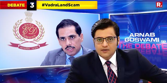 'V' for Vadra, Vendetta or Victory?