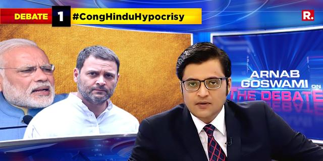 Can Congress preach on Hinduism when its leaders have made anti-Hindu statements?