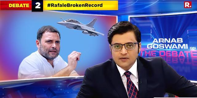 #RafaleBrokenRecord