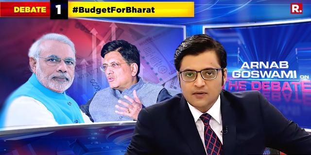 #BudgetForBharat