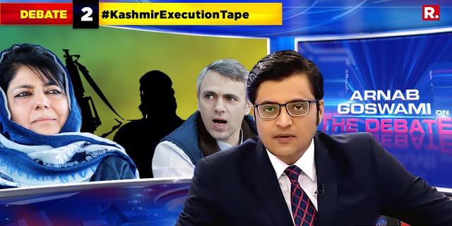 #KashmirExecutionTape