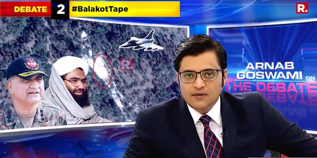 #BalakotTape shuts up saboot gang