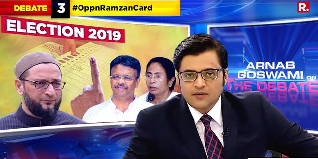 Opposition pulls out ramzan card