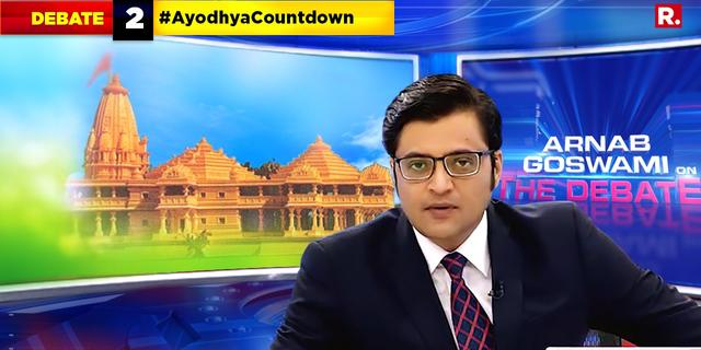 Mediation begins, #AyodhyaCountdown on