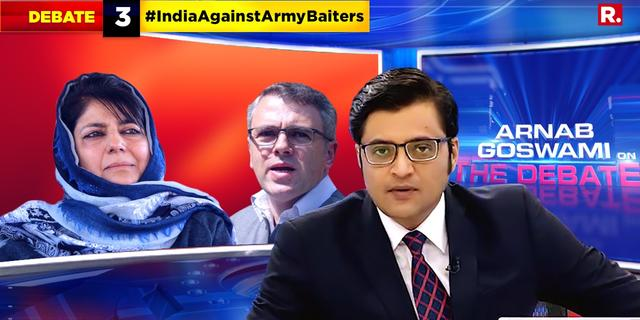 Competing to abuse army in Kashmir?