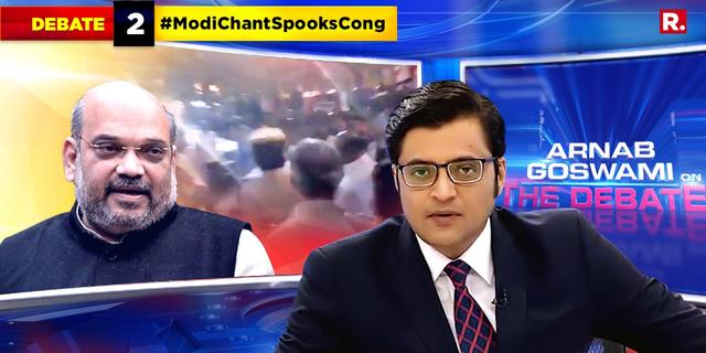 Tukde slogans ok, Modi chants criminal?